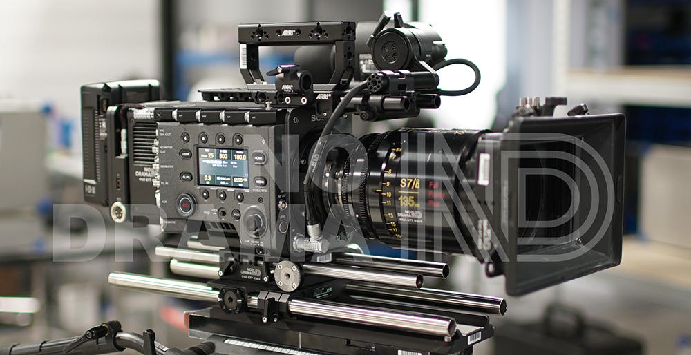 sony venice 6k full frame camera
